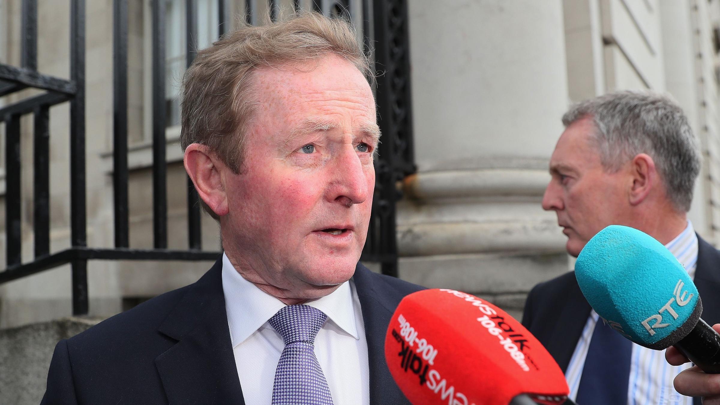 Leo Varadkar formally elected as prime minister of Ireland