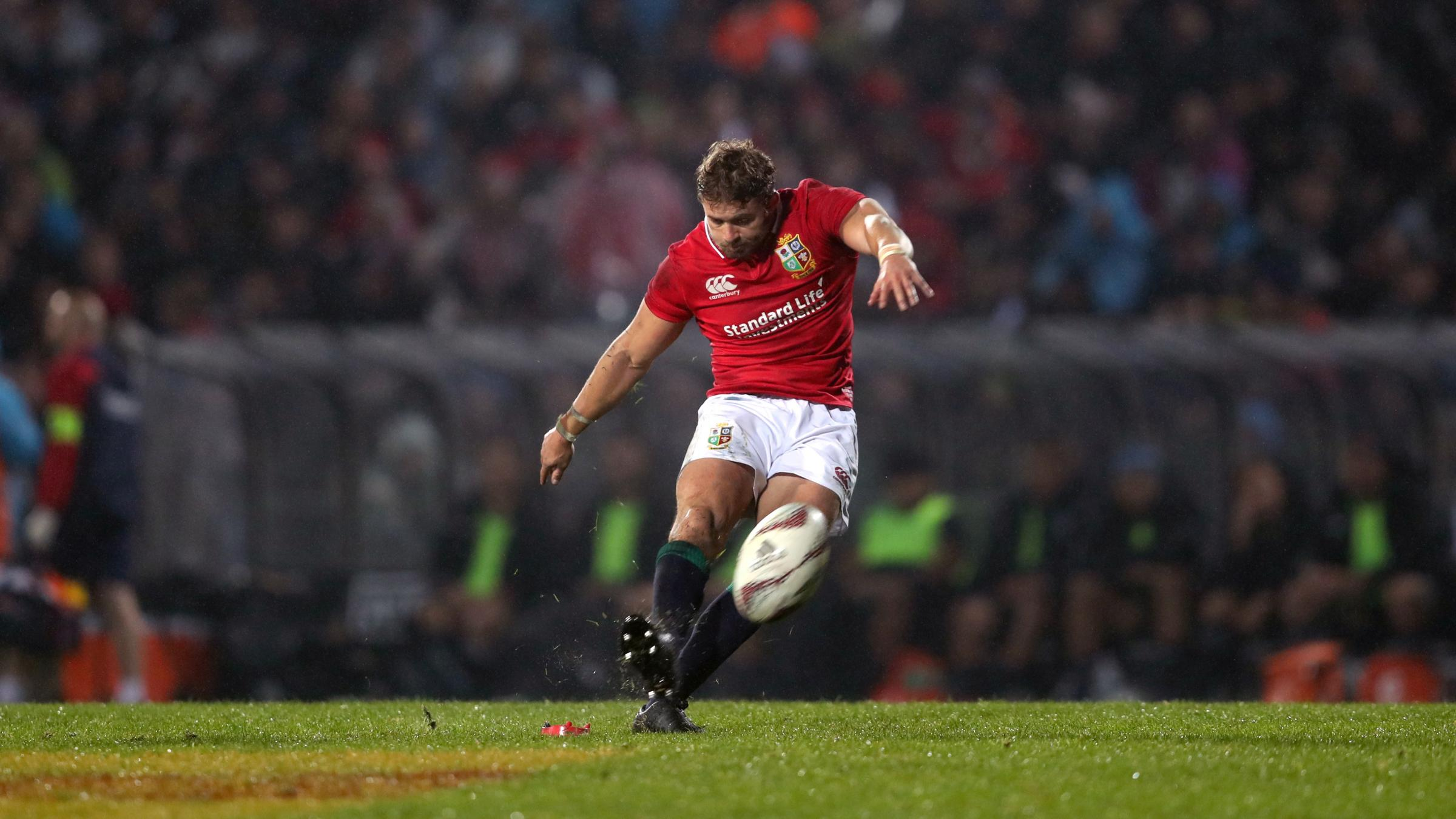 Rory Best to captain Lions against the Chiefs