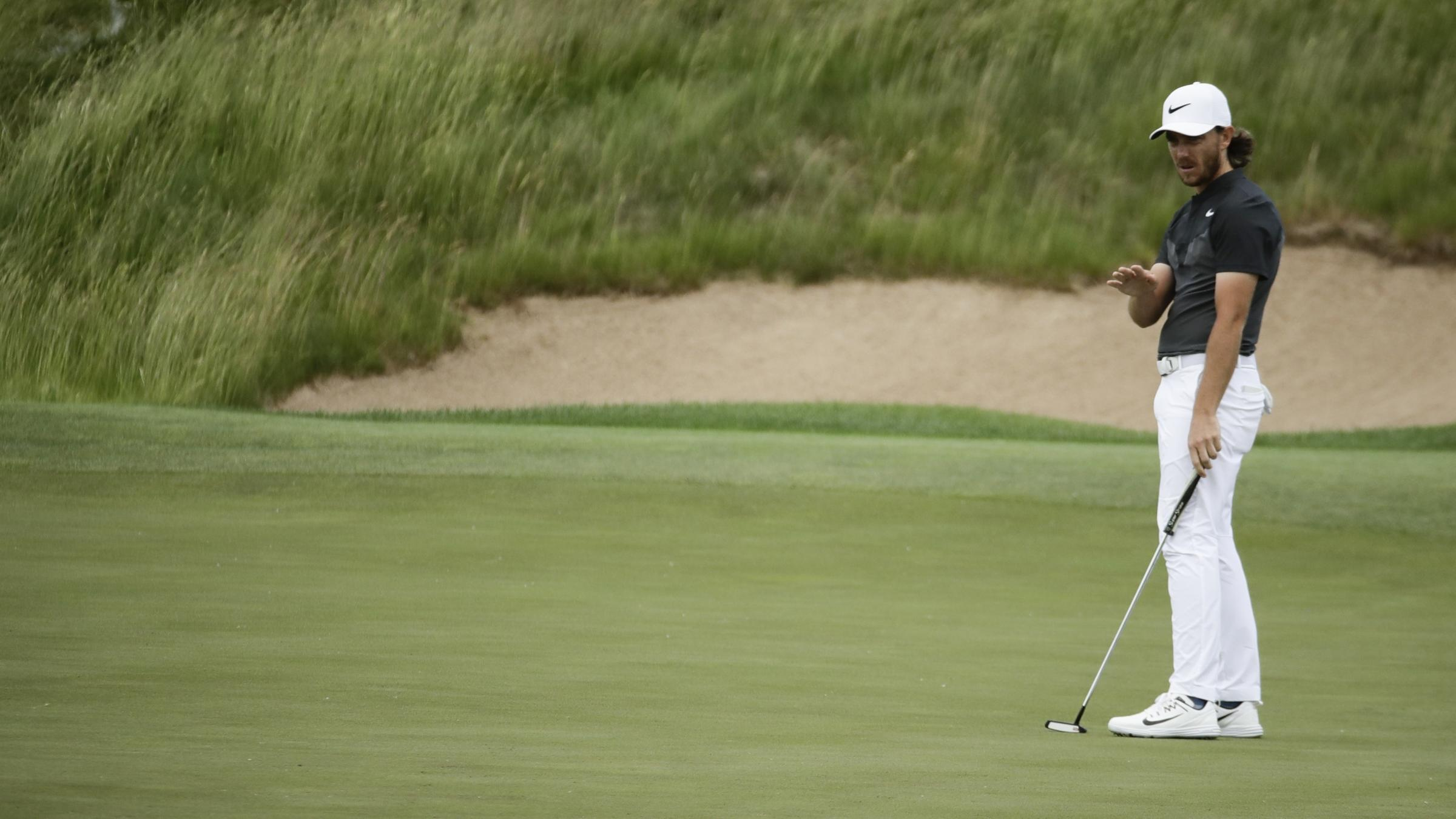 Koepka claims US Open title